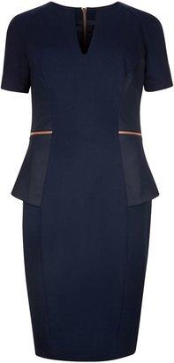 Ted Baker Maddiye Peplum tailored dress