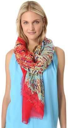 Marc by Marc Jacobs Island Pine Scarf