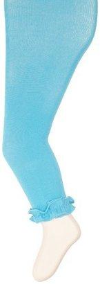 Jefferies Socks Baby Girls' Ruffle Footless Tight