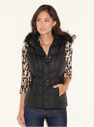 GUESS Paley Puffer Vest