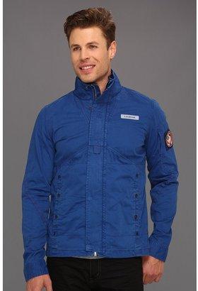 G Star G-Star - RCO Recolite Overshirt (King BT Deep Blue) - Apparel