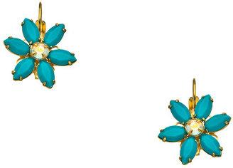 Liz Palacios Blue Daisy Earrings