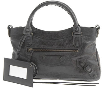 Balenciaga Arena First Covered Classic - Black