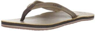 Reef Women's Girls Skinny Leather Flip Flop Sandal