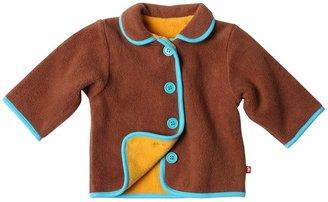 Zutano Cozie - Reversable Barn Jacket