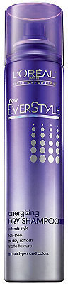 L'Oreal EverStyle Energizing Dry Shampoo
