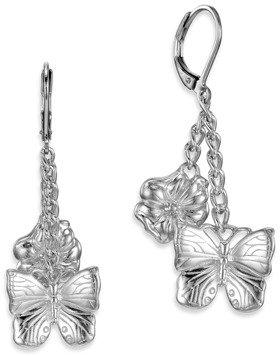 Arthur Court Great Outdoors Butterfly Earrings