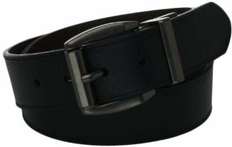 Levi's Men's Laminate Reversible Leather Belt