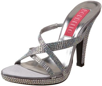 Pleaser USA Bordello Women's Siren-02R Platform Sandal