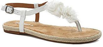 Michelle D Karrie Flat Espadrille Sandals