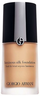 Armani Luminous Silk Foundation $64 thestylecure.com
