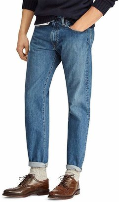 Polo Ralph Lauren Straight-Fit Stanton-Wash Jeans
