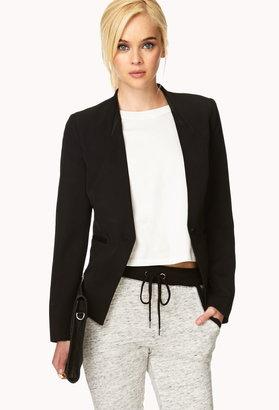 Forever 21 Tuxedo-Inspired Jacket