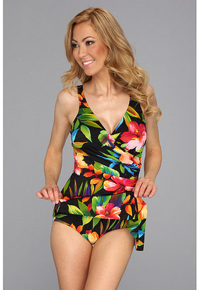 Miraclesuit Lush For Life Islander One-Piece