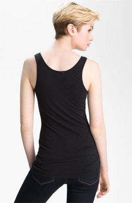 James Perse Women's Long Jersey Tank