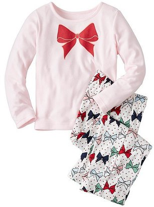 Girls Sleepyheads Pajamas In Dreamy Poly $49 thestylecure.com