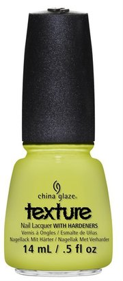 China Glaze Texture Nail Lacquer With Hardeners