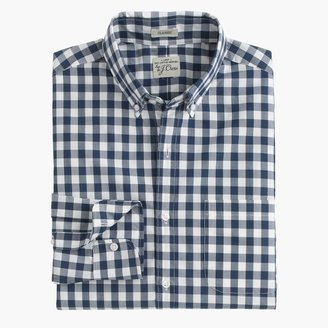 Secret Wash shirt in faded gingham $59.50 thestylecure.com