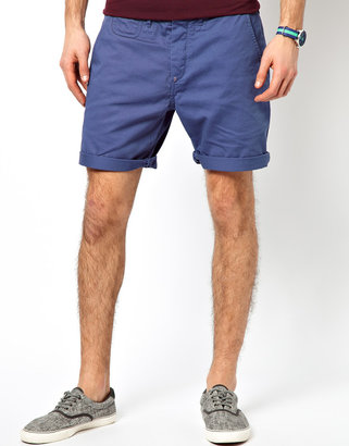 Paul Smith Shorts with Patch Pockets