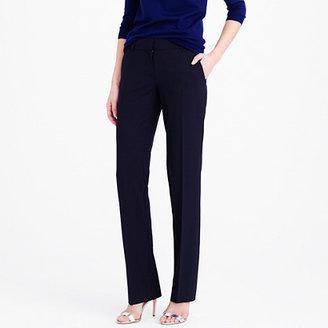 J.Crew Tall 1035 trouser in Italian stretch wool