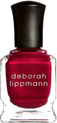 Deborah Lippmann Limited Edition Silk Matteen Nail Polish, Red Silk Boxers