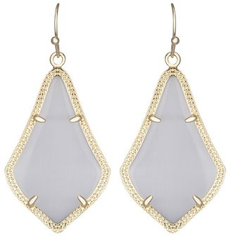 Kendra Scott Alex Earrings $55 thestylecure.com
