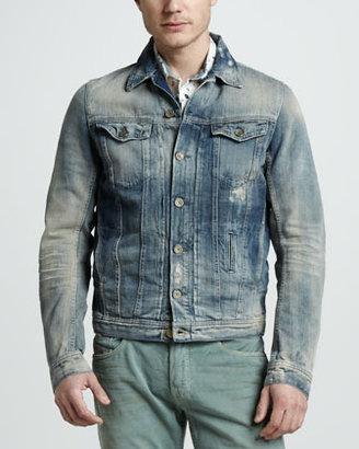 Diesel Elshar Denim Jacket