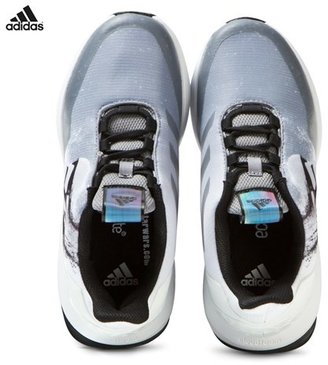adidas Black and White Kids Star Wars Trainers