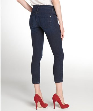 James Jeans carbonite blue 'Twiggy' cropped legging