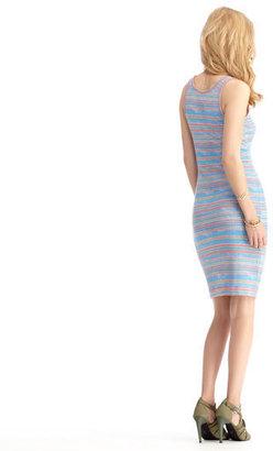 Rachel Roy Sweatshirt Tank Dress