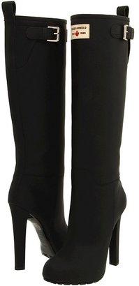 DSquared DSQUARED2 - S12I302308 (Black) - Footwear
