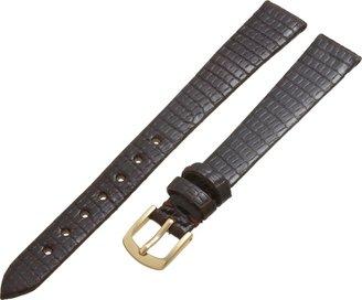Hadley Roma Hadley-Roma Women's 13mm Leather Watch Strap