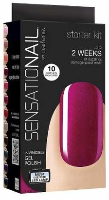 SensatioNail Nail Starter Kit - 8 Piece $24.99 thestylecure.com