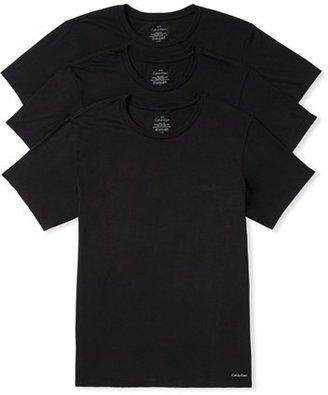 Men's Calvin Klein 3-Pack Cotton T-Shirt $39.50 thestylecure.com
