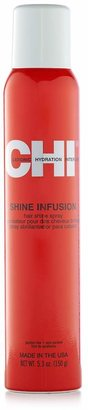 CHI Shine Infusion Hair Shine Spray $15 thestylecure.com