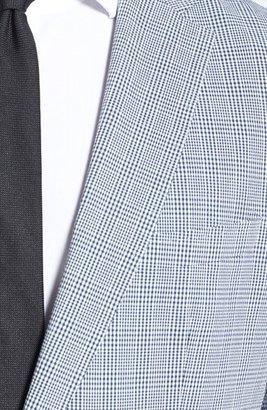 HUGO BOSS 'Noris' Trim Fit Plaid Sportcoat