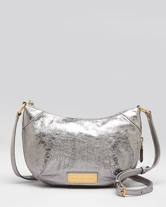 Marc by Marc Jacobs Crossbody - Metallic Washed Up