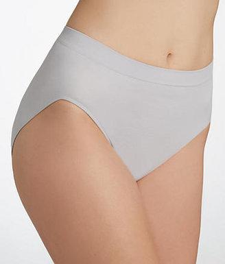 Bali Microfiber Seamless Hi-Cut Brief Panty