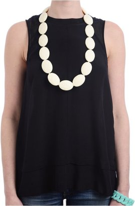 Hudson Chewbeads Necklace - Grey