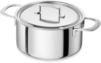 Zwilling Sensation 5.5-Quart Stainless Steel Covered Dutch Oven