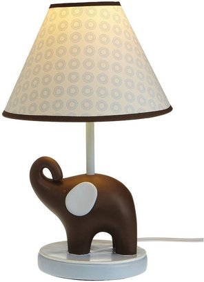 Carter's elephant lamp - blue