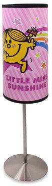 Little Miss Sunshine Rainbow Cylinder Lamp