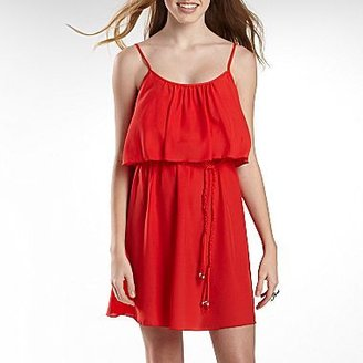 My Michelle Sundress With Braided Belt