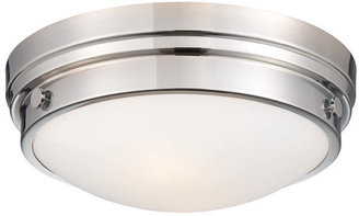 Minka Lavery 2-Light Flush Mount $143.85 thestylecure.com