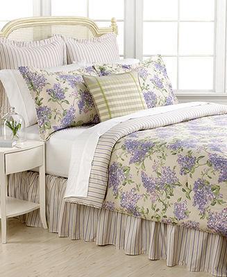 Lauren Ralph Lauren CLOSEOUT! Lauren Ralph Lauren, Cape Elizabeth Twin Comforter Set