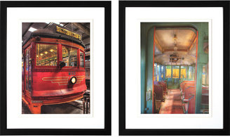 Rooms To Go Hill Street/Aisle Set of 2 Artwork