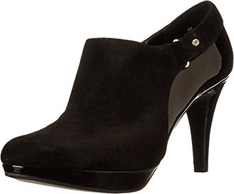 Bandolino Women's Cassion Mixed-Texture Boot $39.09 thestylecure.com