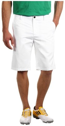 adidas CLIMALITE Tour Tech Short '13 (White) - Apparel