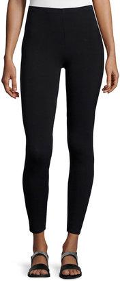 Eileen Fisher Plus Size Viscose Jersey Leggings