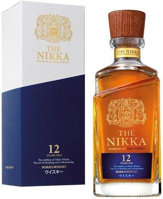Nikka 12 Year Old Blended Japanese Whisky